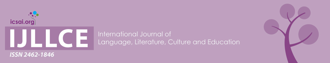 International Journal of Language, Literature, Culture, and Education
