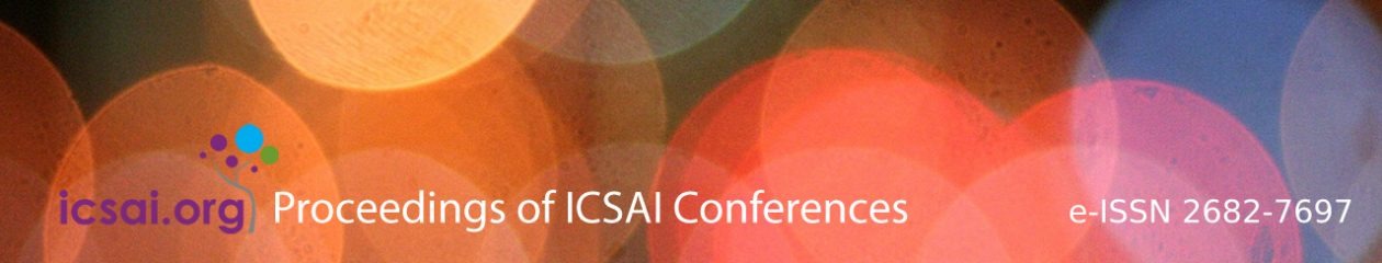 Proceedings of ICSAI.org Conferences